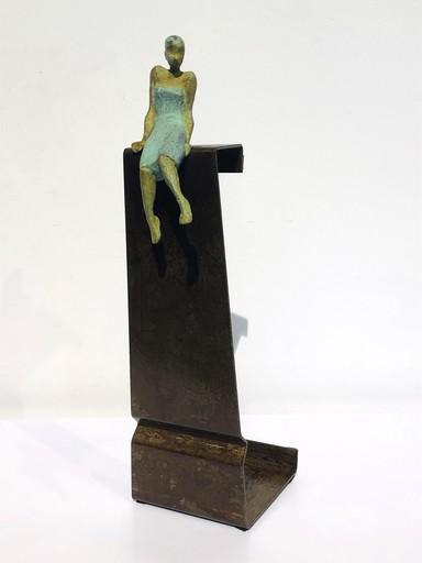 Joan ARTIGAS PLANAS - Sculpture-Volume - Small I can fly V
