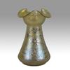 Johann LOETZ - Golden Silvered Vase