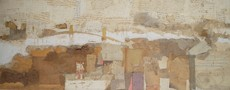 Fernando ALDAY - Painting - Golden Scape