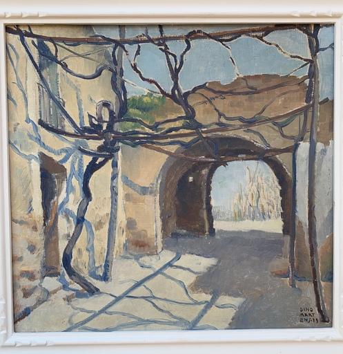 Dino MARTENS - Pittura - Sole ed ombra