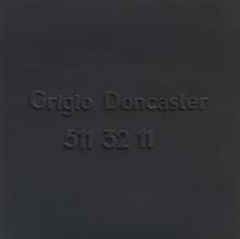 Alighiero BOETTI - Peinture - Grigio Doncaster 511 32 11