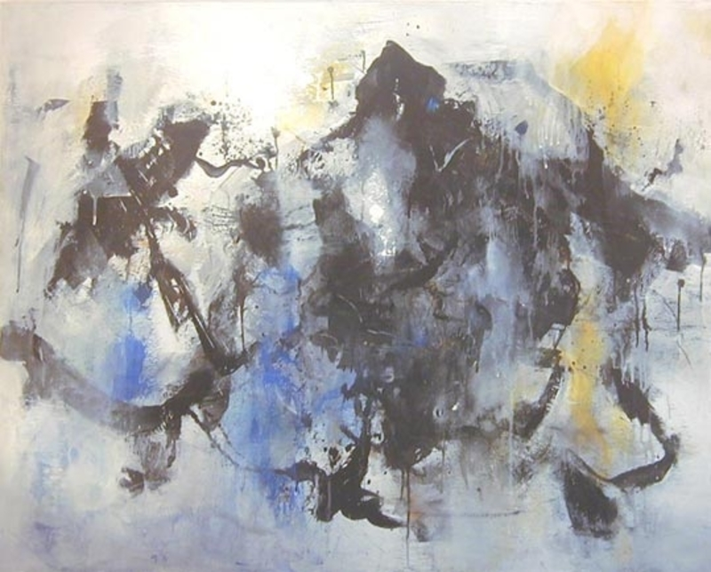 Masataka KUBOTA - Painting - Via Yamato III