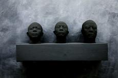 Wolfgang STILLER - Sculpture-Volume - 3 SOME