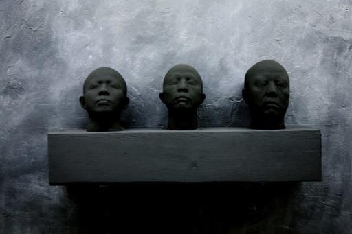 Wolfgang STILLER - Escultura - 3 SOME