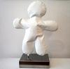 Henri IGLESIS (1964) - Petit Bonhomme (blanc)