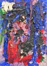 Thanos TSINGOS - Painting - Flowers