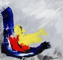 Serge Louis TUQUET - Disegno Acquarello - 783C
