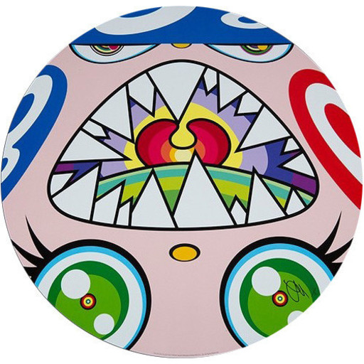 Takashi MURAKAMI - Estampe-Multiple - We are the Jocular Clan #10