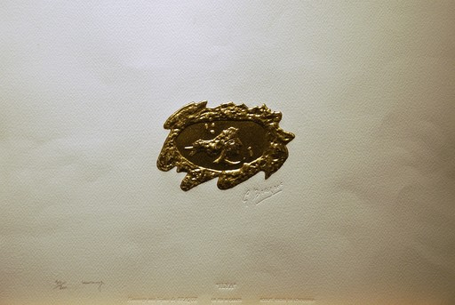 Georges BRAQUE - Grabado - Ilya
