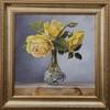 Dayana TULINA - Gemälde - Yellow roses