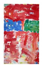 Marc ABELE - Pittura - BETWEEN_Acryliccoloroncanvas_100x60cm_2016