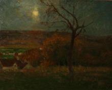 Joseph Paul MESLÉ - Pintura - Chamigny