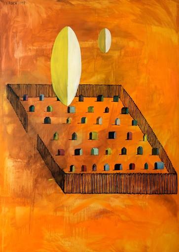 Jacek SROKA - Gemälde - Midday