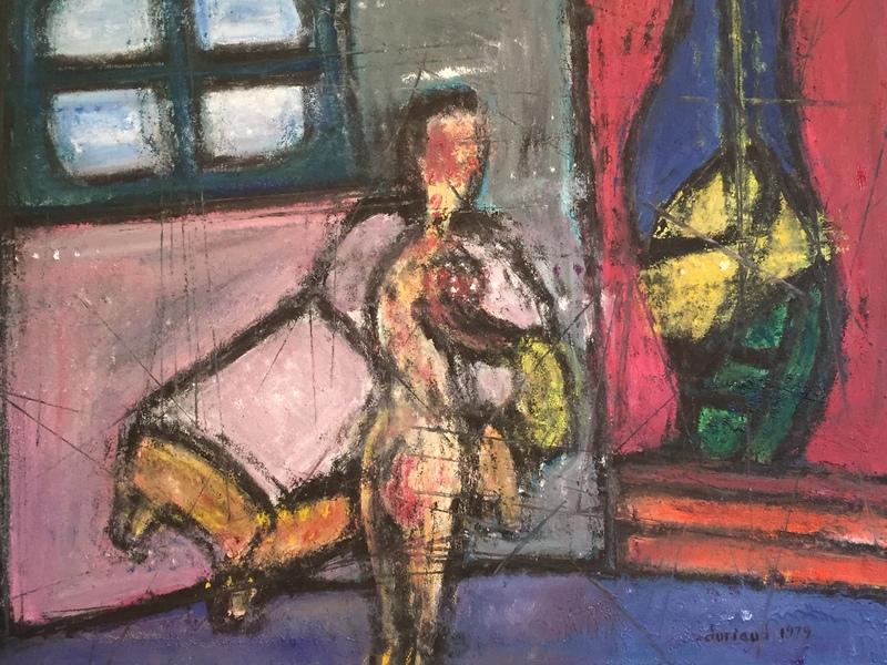 Christian DURIAUD - Pintura - Barques