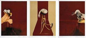 Francis BACON, Second Version of Trptych 1944