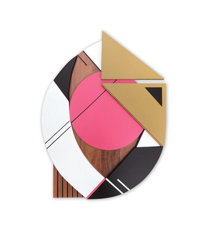 Scott TROXEL - Skulptur Volumen - Cronos IV