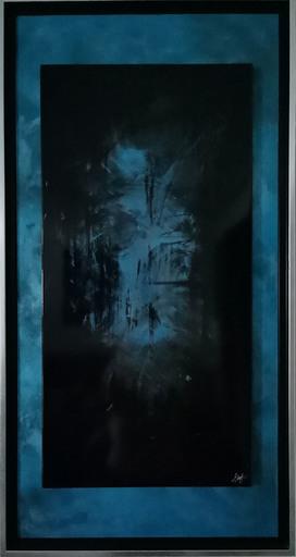 Elodie DOLLAT - Painting - Ondelindë VIII