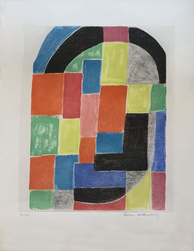 Sonia DELAUNAY-TERK - Print-Multiple - Cathédrale