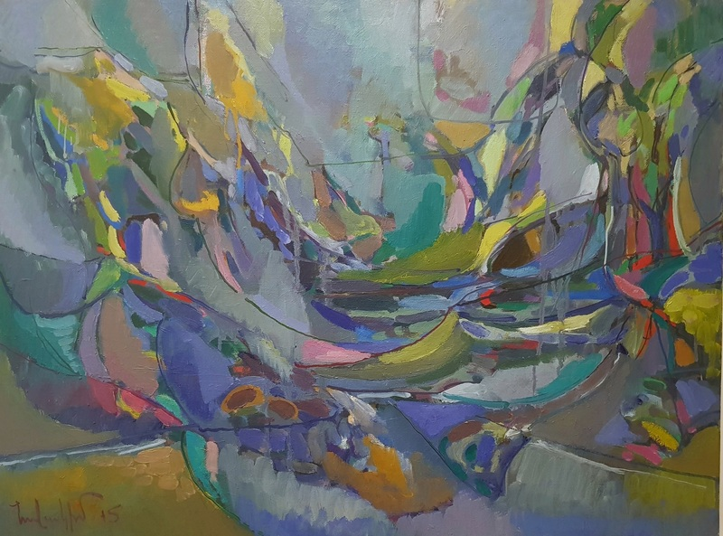 HOVAKIM - Pintura - Morning