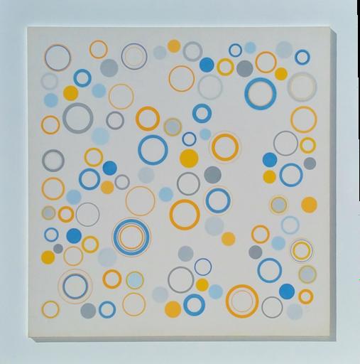 Antonio ASIS - Pintura - geometria libre n°2332