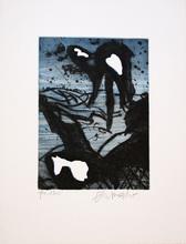 Emil SCHUMACHER - Print-Multiple - 1/1995