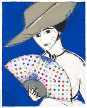 马诺罗·瓦尔代斯 - 版画 - Pamela III