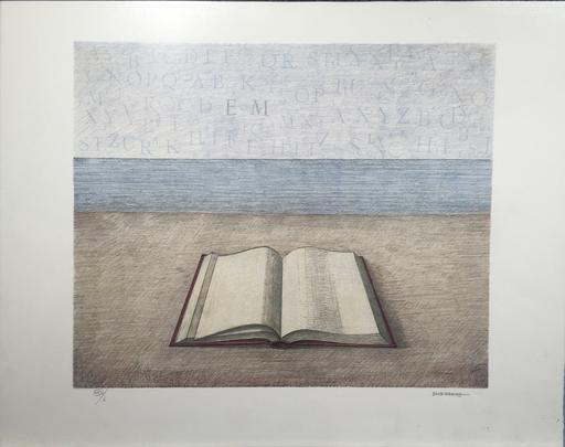 Josep María SUBIRACHS SITJAR - Druckgrafik-Multiple - Sin titulo