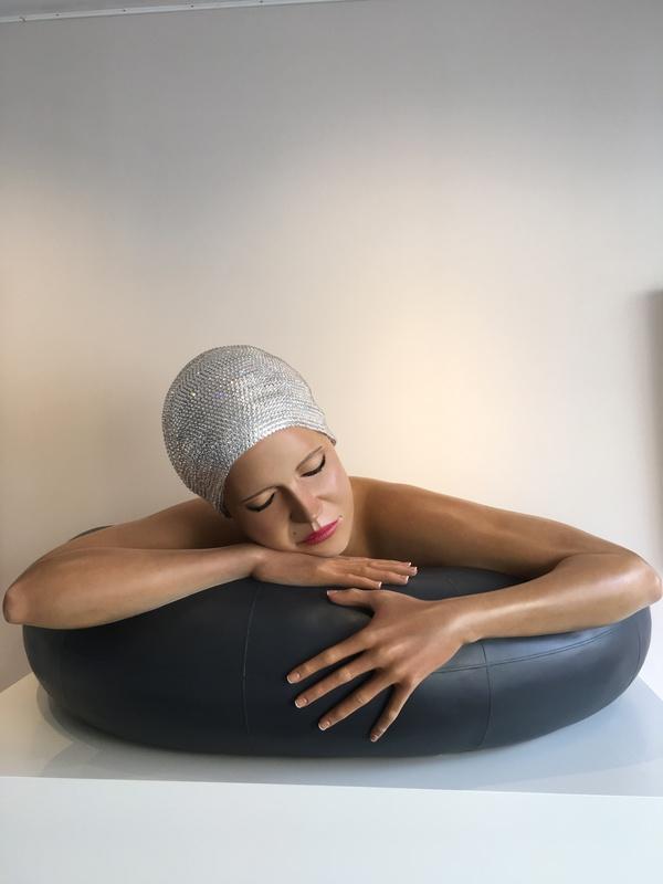 Carole FEUERMAN - Sculpture-Volume - Monumental Survival of Serena