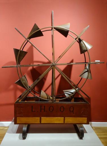 Guillermo PÉREZ VILLALTA - Skulptur Volumen - La Noria