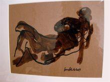 Michel SURET-CANALE - Painting - MSC04