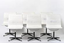 Charles & Ray EAMES - Aluminium Chair