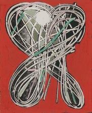 Nicolas DE STAËL - Drawing-Watercolor - Composition