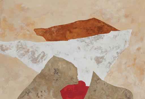 Giovanni GORINI - 绘画 - ORIZZONTE IMMAGINARIO
