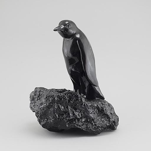 William SWEETLOVE - Sculpture-Volume - Cloned black penguin