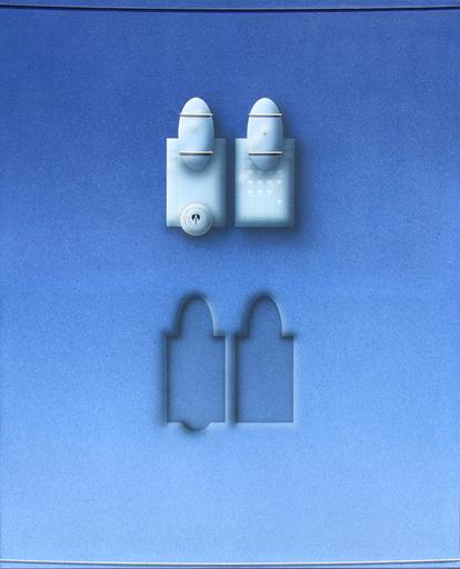 BECK & JUNG - Gemälde - Night Nurse