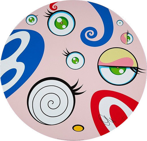 Takashi MURAKAMI - Estampe-Multiple - We are the Jocular Clan #7