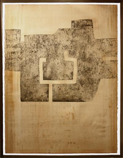 爱德华多•奇利达 - 版画 - Euzkadi IV