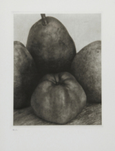 Edward STEICHEN - Fotografia - Three Pears and an Apple