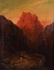 Eduard HILDEBRANDT - Painting - No Title