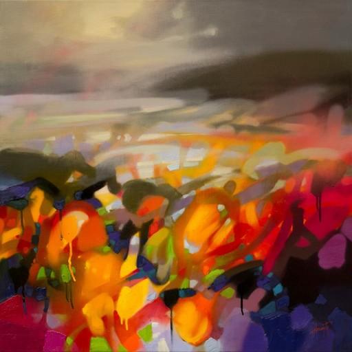 Scott NAISMITH - Painting - A New Hope
