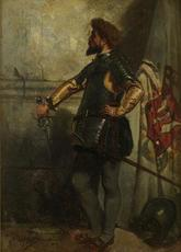 Antonio GISBERT - Pintura - Magallanes