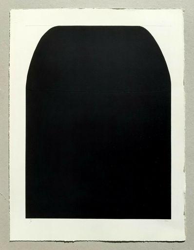 Alberto BURRI - Print-Multiple - Bianchi e neri I (tav. 1-A)