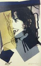 Andy WARHOL (1928-1987) - Mick Jagger // Promotional Cards (I)