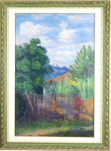 Achille FUNI - Peinture - Senza titolo