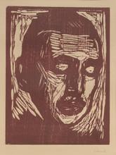 """Edvard MUNCH (1863-1944) - """"Jappe Nilsen"""""""