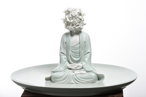 RU Xiaofan - Ceramiche - ode à la méditation