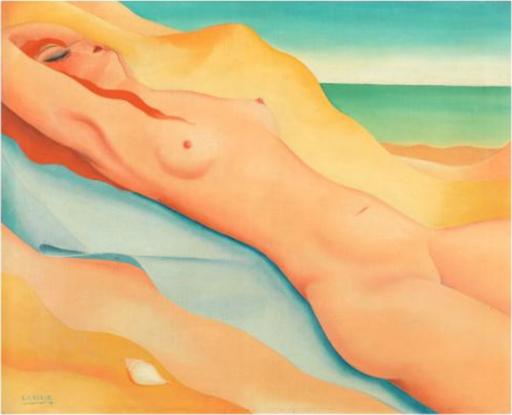 Félix LABISSE - Peinture - Vénus
