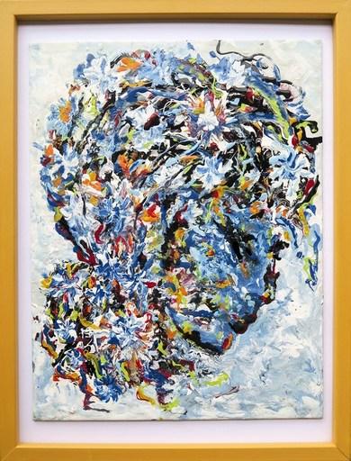 NADIA - Peinture - Fiore Florineige