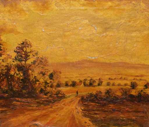 José María VELASCO - Pintura - Mexican