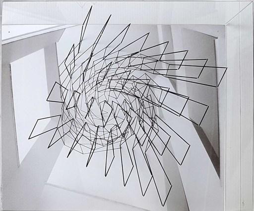 Emanuela FIORELLI - Sculpture-Volume - Senza titolo Box
